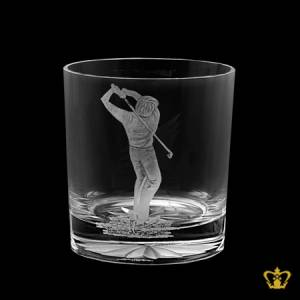 Personalize-Whisky-Glass-Engraved-with-Golfer-Design-Customize-Text-Engraving-Logo