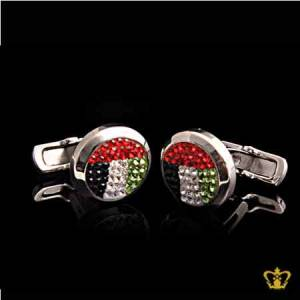 UAE FLAG CUFFLINKS