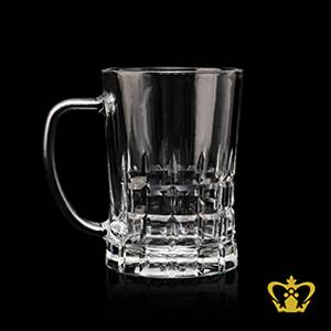 Custom-engraved-Crystal-Beer-Mug-Personalized-with-handcrafted-cutting-patterns-20-oz