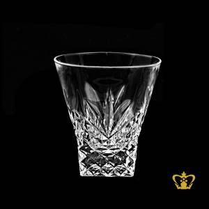Perfectly-square-bottom-with-stylish-diamond-cuts-elegant-and-vintage-look-on-the-rocks-crystal-whiskey-glass-tumbler-6-oz