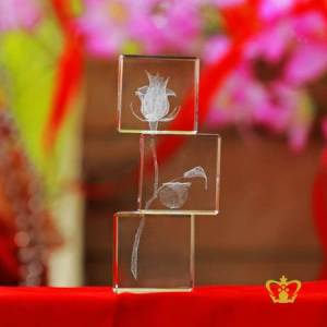 Rose-flower-3D-Crystal-Etched-Engraved-Customized-Personalized-Valentines-Day-Gift-Wedding-Special-Occasions-Birthday-2D-3D
