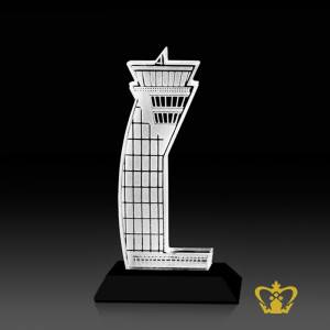 Crystal-cutout-of-Baharain-airport-tower-gift-tourist-souvenir