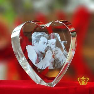 Crystal-Heart-Shape-Beautiful-Plaque-Photo-Frame-2D-3D-Couples-Gift-Laser-Printing-Etching-Engraving-Wedding-Birthday-Valentines-Day