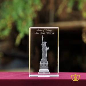 The-Statue-of-Liberty-3D-laser-crystal-engraved-cube-customized-image-souvenirs-tourist-gift