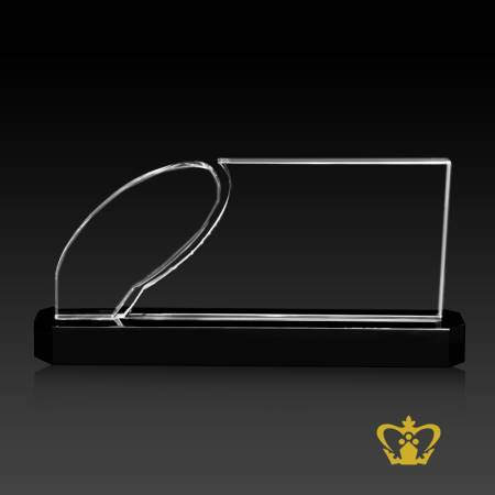 CG EMIRATES IDENTITY CUTOUT TROPHY 9X5IN