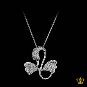 Lovely-swan-pendant-inlaid-with-crystal-diamonds-lovely-gift-for-her