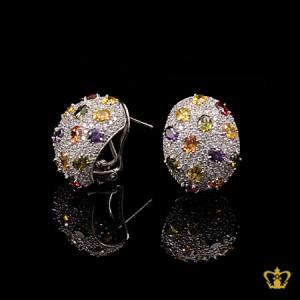 Opulent-lovely-multicolor-tops-earring-inlaid-with-exclusive-crystals-elegant-gift-for-her