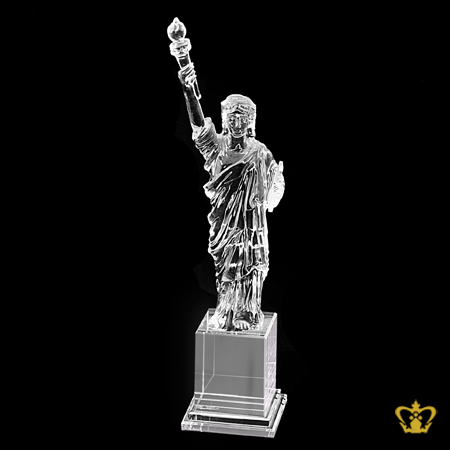 Personalize-The-Statue-of-Liberty-of-crystal-replica-with-customized-text-engraving-logo-tourist-souvenir-gift