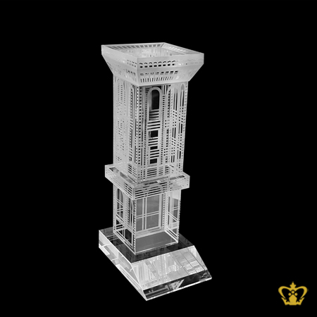 Wind-Tower-Barjeel-crystal-replica-gift-for-tourist-Arabian-decorative-Islamic-crafts-model-souvenir
